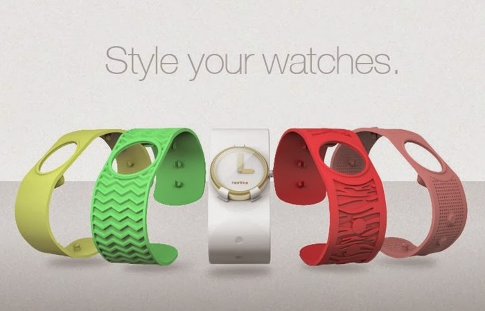 Tenvas 3D Printed Watches