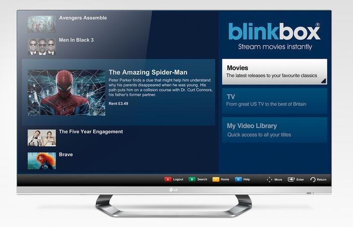 Tesco Blinkbox