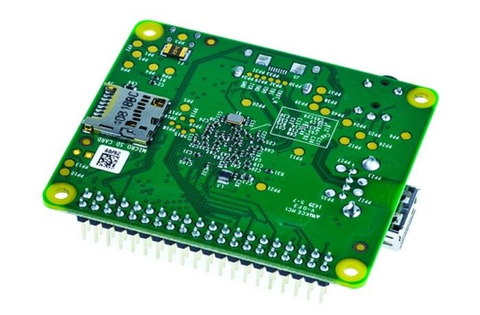 The Raspberry Pi A+
