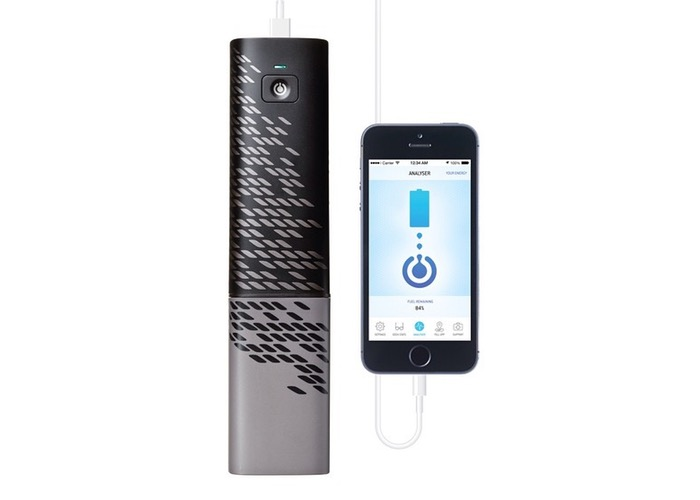 Upp Hydrogen-Fuelled USB Charger