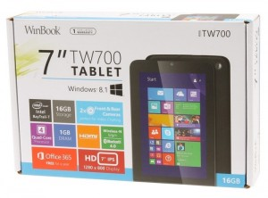 Micro Center Offering WinBook TW70CA-17 Windows Tablets For Just $60