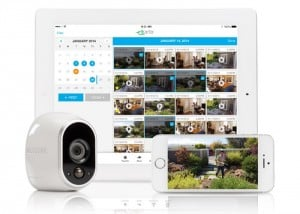 Netgear Arlo HD Smart Wireless Home Security Camera System Unveiled (video)