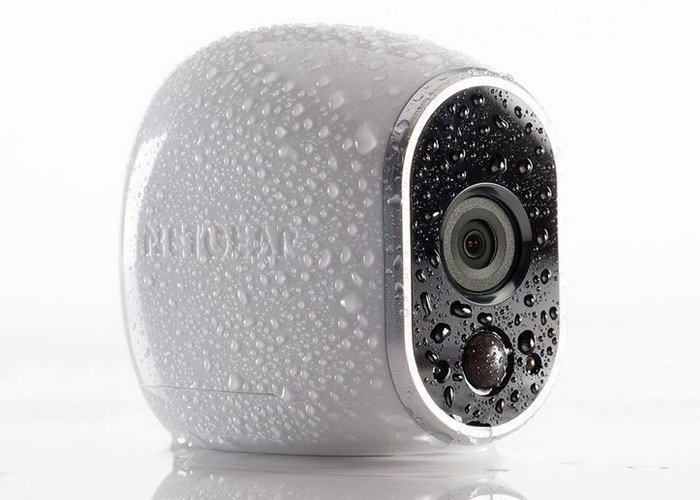 Wireless Home Security Camera