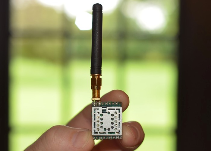 Wireless IoT