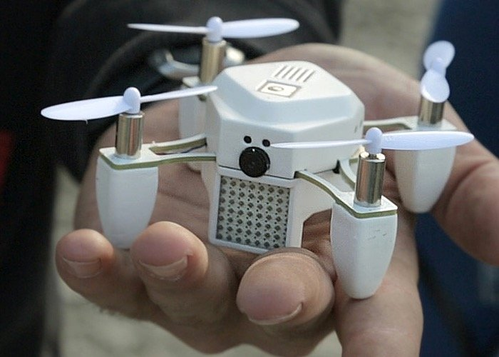 A New Nano Drone In The Form Of ZANO Has Been Unveiled This Week That Designed To Be An Ultra Portable Personal Aerial Photography And Video