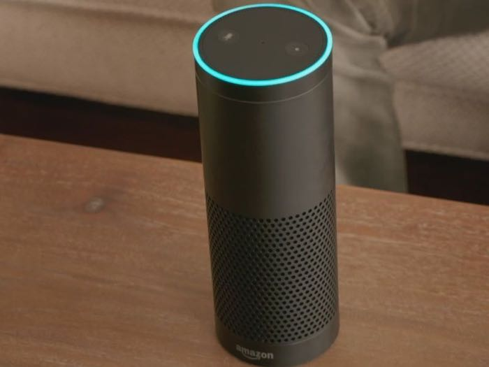 Cylinder In Real Life : Amazon echo is a voice activated assistant for your home