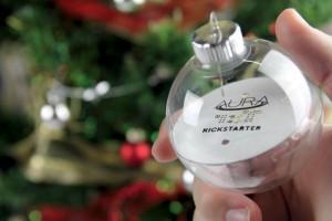 Aura Wireless Powered Christmas Lights (Video)