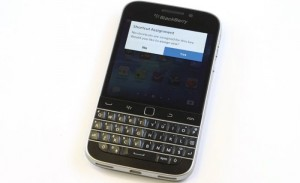 New BlackBerry Classic Demoed On Video