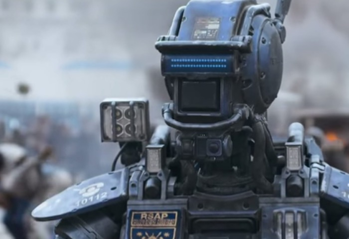 The Chappie movie