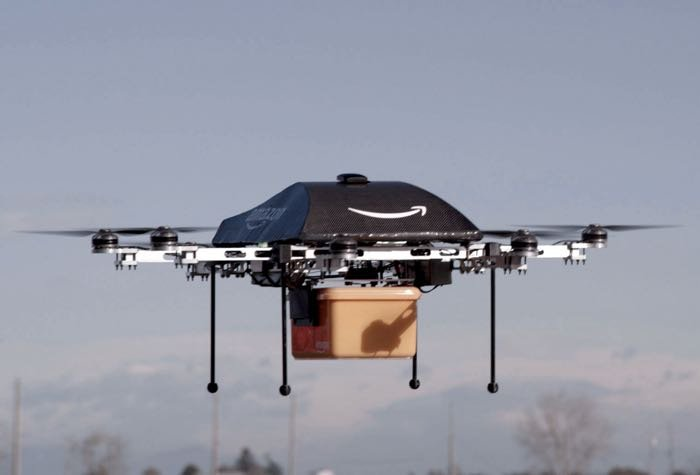 commercial drone