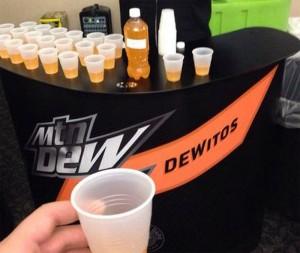 PepsiCo Testing Doritos Flavored Mountain Dew