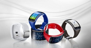 Samsung Gear S Smartwatch Gets Some Colorful Accessories