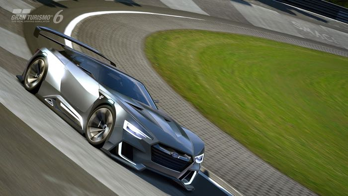 Subaru Viziv GT