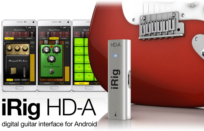 iRig HD-A for Android