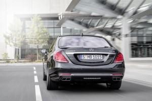 Mercedes Maybach S Class