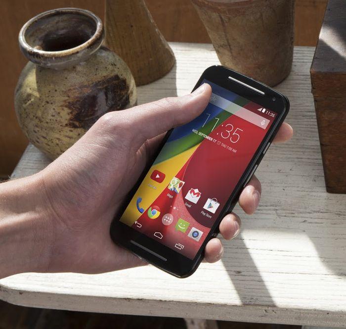 New Moto G 4G