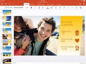 Microsoft Office For iOS Now Free, Android Preview Released