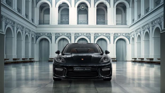 Porsche Panamera Exclusive Edition