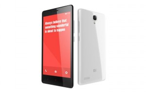 Xiaomi Launches Redmi Note and Redmi Note 4G in India
