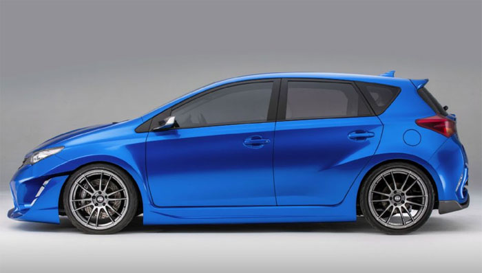 Scion Im Hatchback Concept Debuts At La Auto Show Geeky