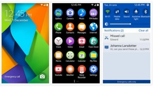 Tizen 2.3 Screenshots Leaked, Shows a Cleaner UI