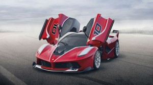 1035 HP Ferrari FXX