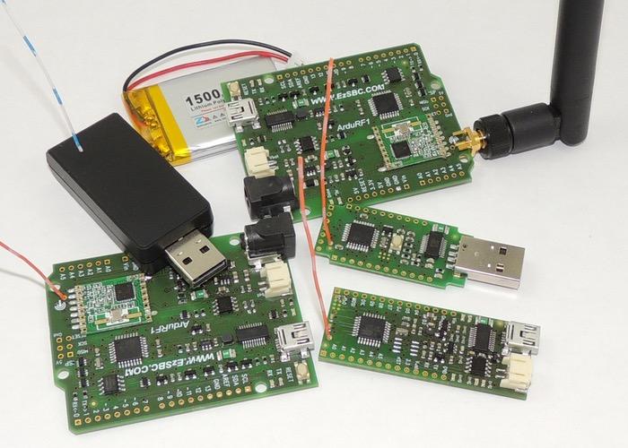ArduRF Wireless Arduino