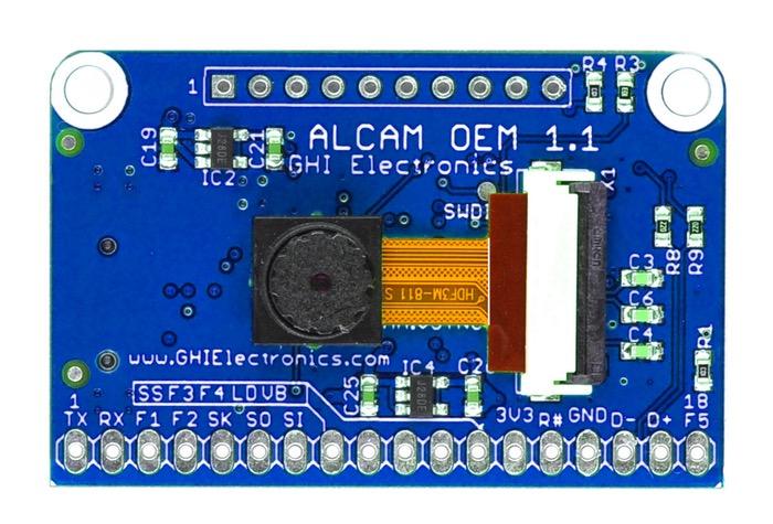 Arduino Serial Camera Module