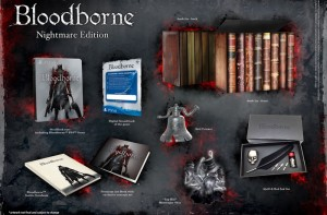 Bloodborne Collector's Edition Contents Revealed And Available To Pre-Order For €80