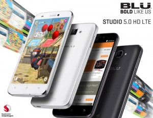 BLU Unveils Several Affordable LTE Smartphones