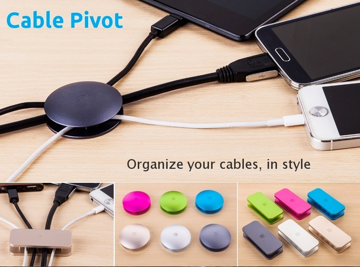Cable Pivot Cable Organiser