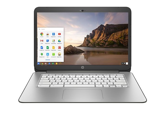 Hp Chromebook 14 Touchscreen Model Launches For 440