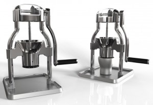"""Revolutionary"" ROK Coffee Grinder Requires Less Manual Grinding (video)"