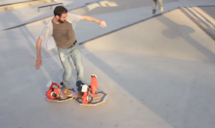DIY Hoverboard