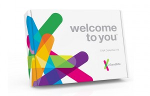 23andMe DNA Testing Service Now Available For £125 In The UK