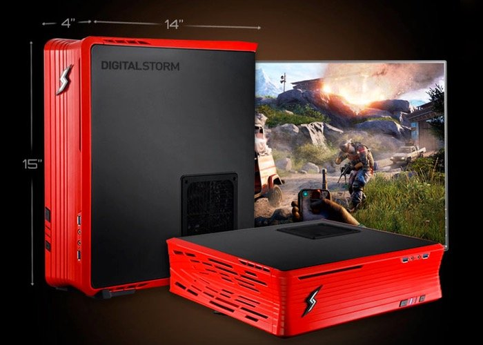 Digital Storm Eclipse Mini Gaming PC Systems Unveiled From $699