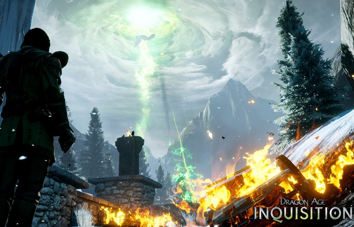 Dragon Age Inquisition Patch