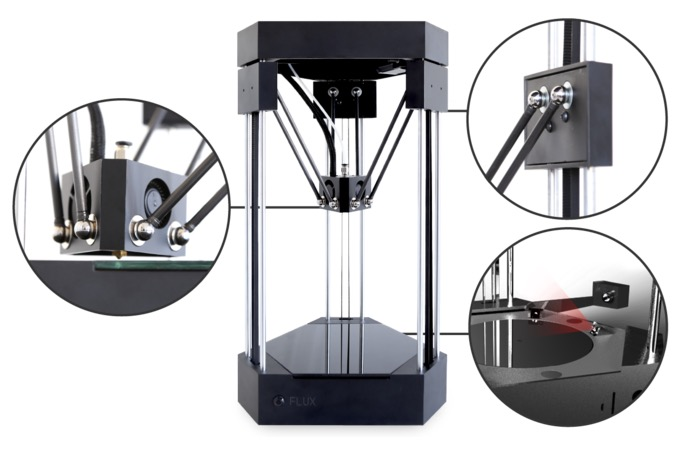 FLUX-3D-printer