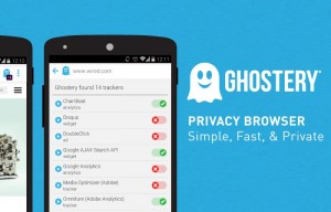 Android Ghostery Privacy Browser Lets You See And Block Tracking Scripts (video)