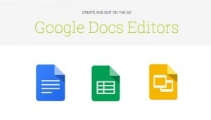 Google Docs, Sheets, And Slides Android Apps Updated With Enhanced Office Doc Support And More