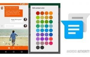 Google Messenger Update Adds New Animations, Custom Colours Options And More