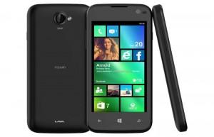 Lava Iris Win1 Is A Budget Windows Phone Device