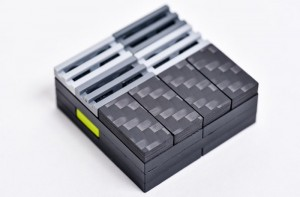LEGO Carbon Fiber Tiles Make The Perfect Finishing Touch To Any Project (video)