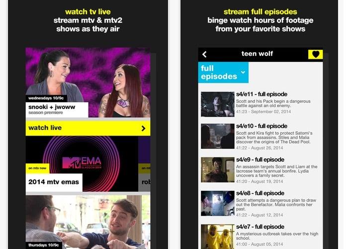 MTV Live Feed