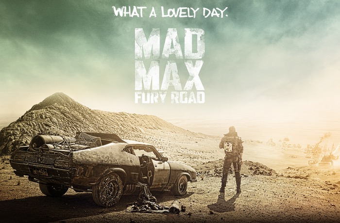 Mad Max Fury Road Movie