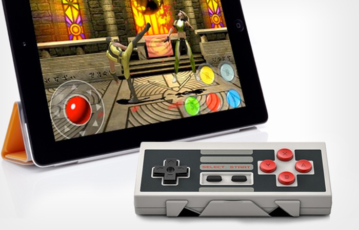 NES30 Bluetooth Controller Offers Retro Precision Gaming