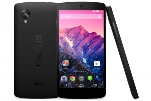 Google Stops Selling Nexus 5 in Red and White, Black Version Available