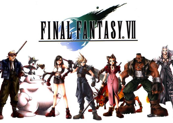 PlayStation 4 Final Fantasy VII
