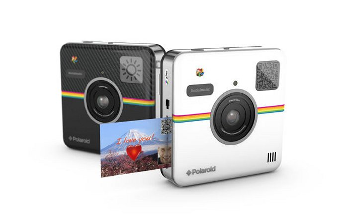Polaroids Socialmatic camera is available for pre-order