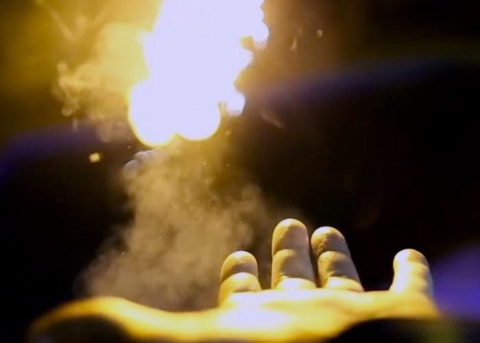 Pyro Fireball Launcher